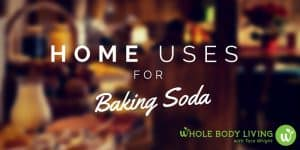 cleaning recipes with baking soda and essential oils