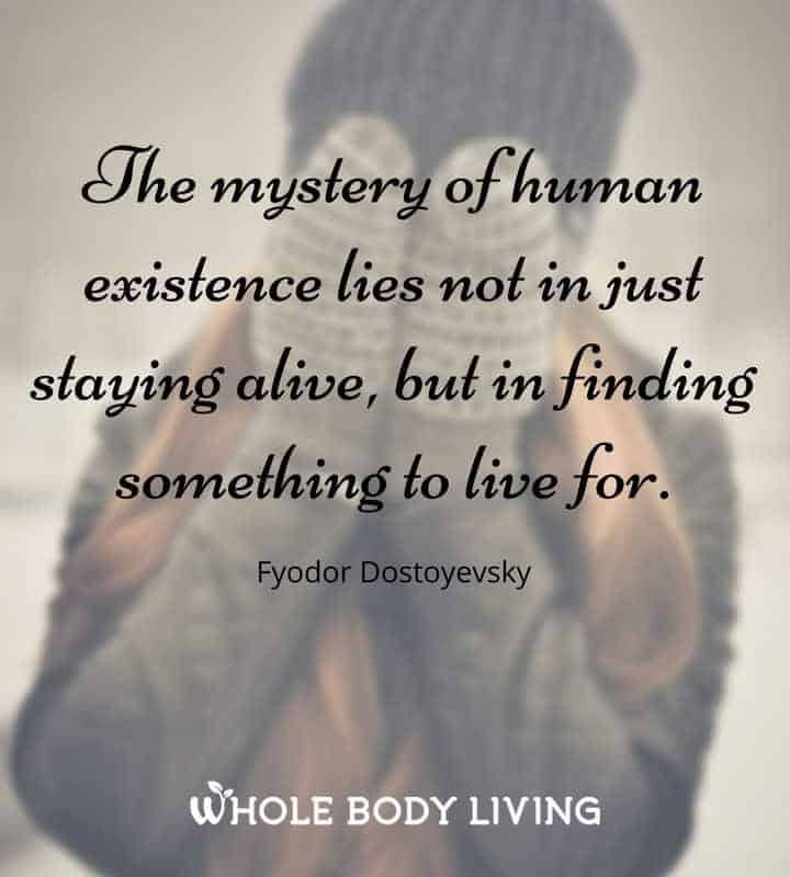 Find Something To Live For