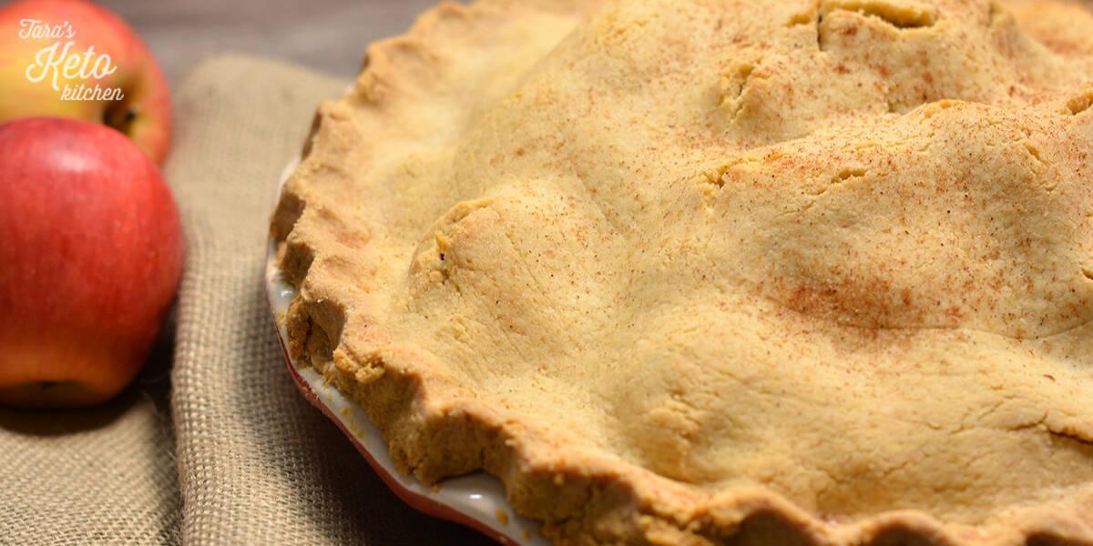 grain free pie crust
