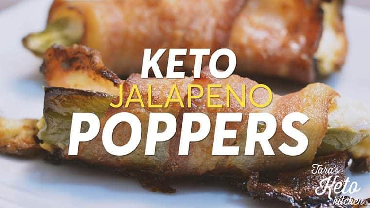 keto jalapeno poppers Easy Keto Appetizer Recipe
