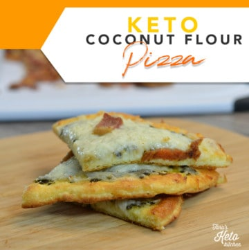 Recipe Card 1200 x 1200_Keto Coconut Flour Pizza