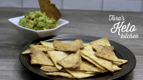 Keto tortilla chips 2
