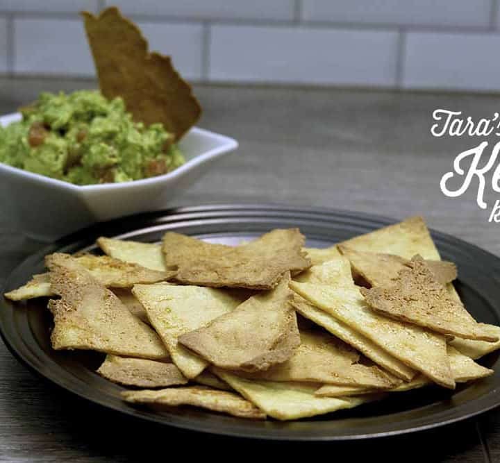 Keto tortilla chips 2