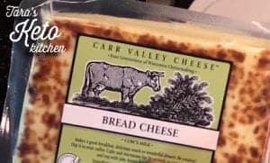 bread cheese for keto