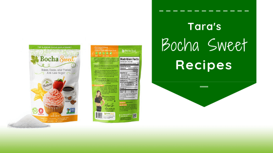 bocha sweet recipes