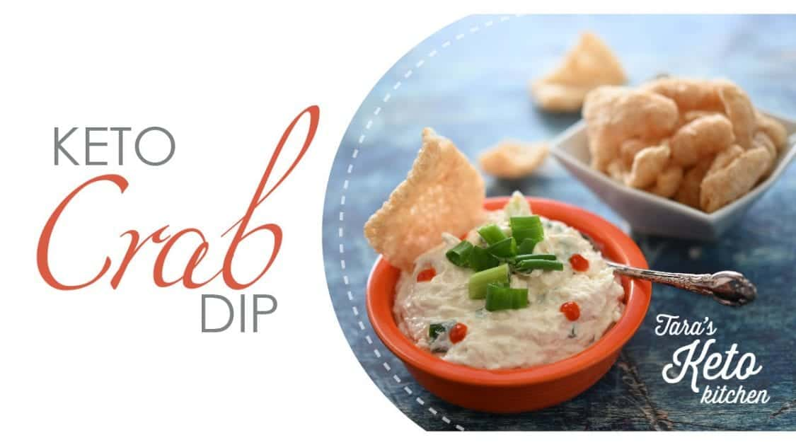 Keto Crab Dip_Blog post 1200 x 675