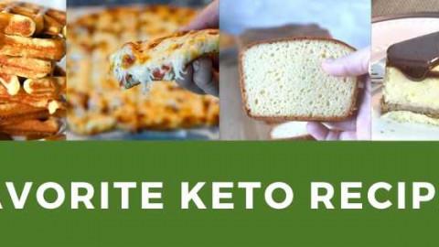 favorite keto recipes