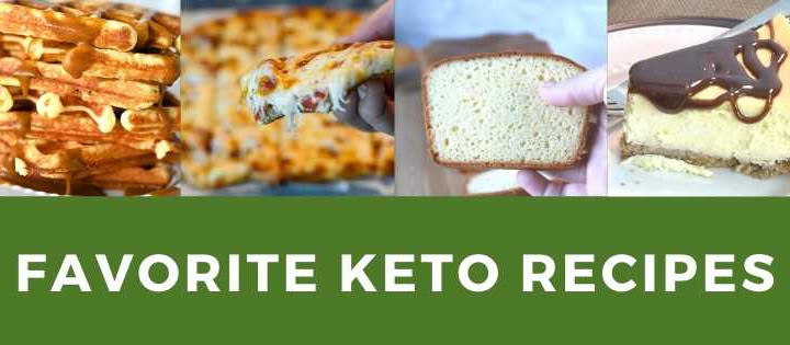 favorite keto recipes