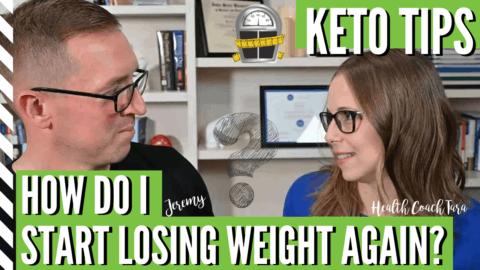 how do i overcome a weight loss plateau