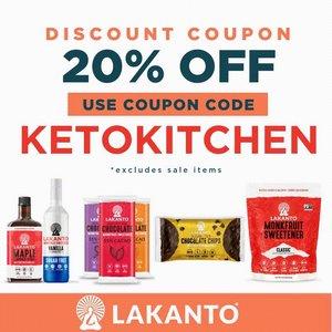 lakanto coupon code
