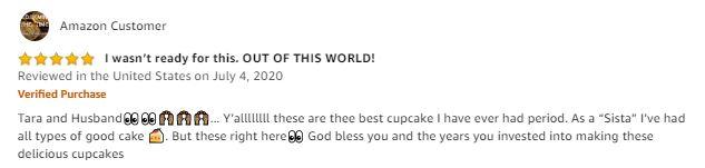 keto cupcake cookbook review amazon