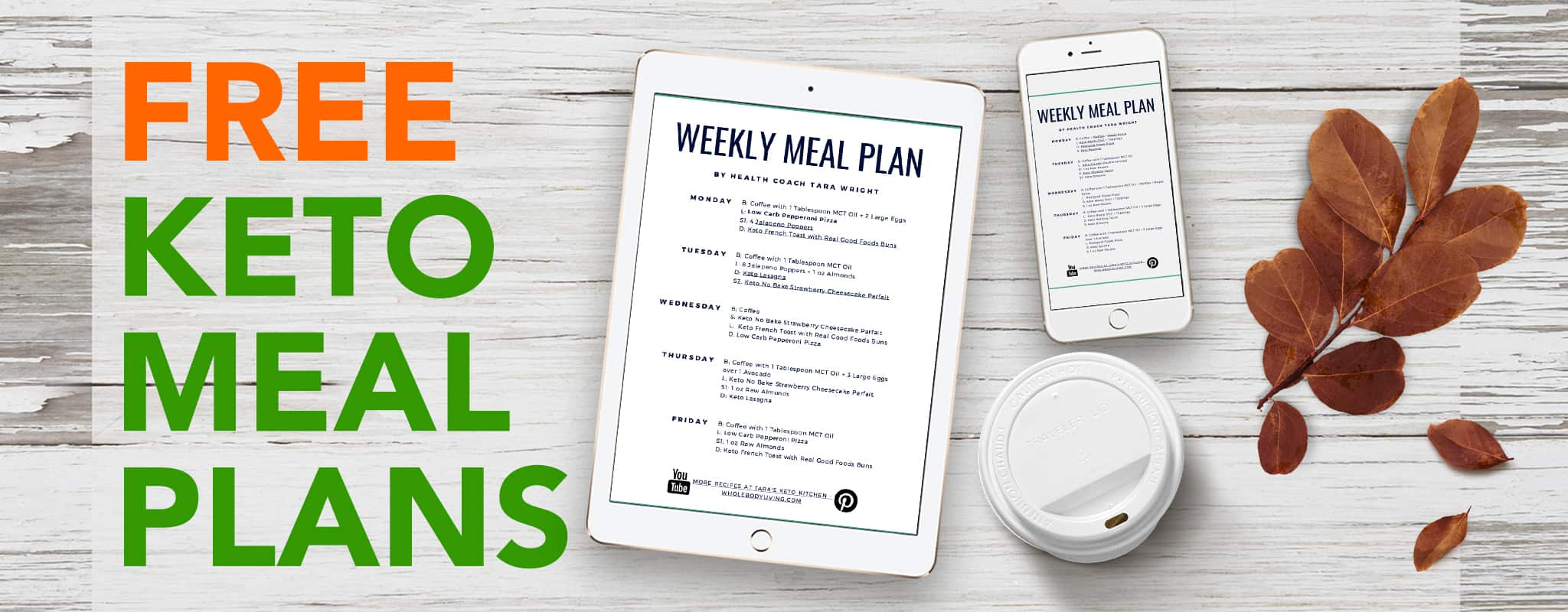 master the keto diet with free keto meal plans